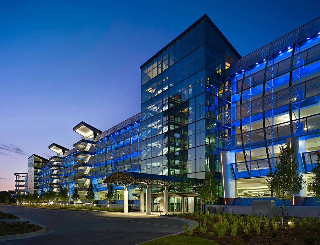 Parking and Decks - United Forming, Inc