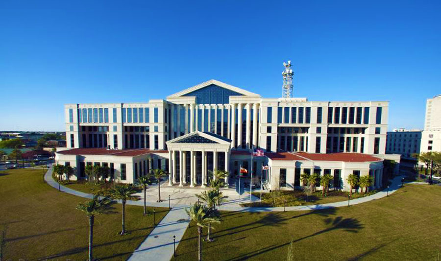 Duval County Unified Courthouse Facility -  Jacksonville,  FL